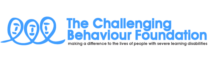 challenging behaviour foundation logo