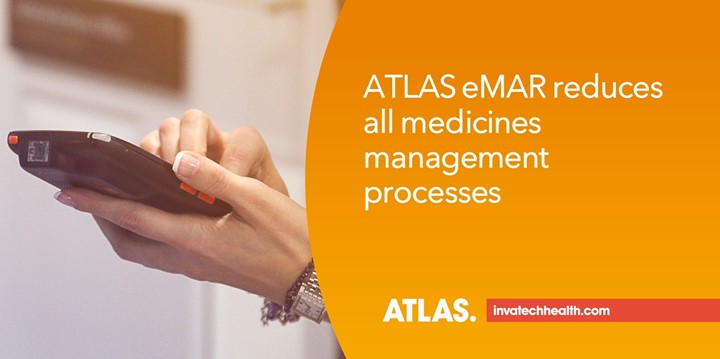ATLAS reduces all meds management processes